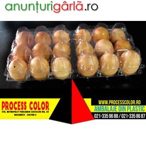 Imagine anunţ Cofraje oua 18 compartimente (9×2) Process Color