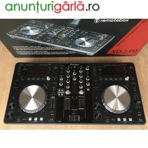 Imagine anunţ Pioneer DJ set 2 x CDJ-2000 Nexus y Nexus DJM-2000