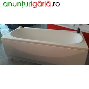 Imagine anunţ cada baie dreptunghiulara mata