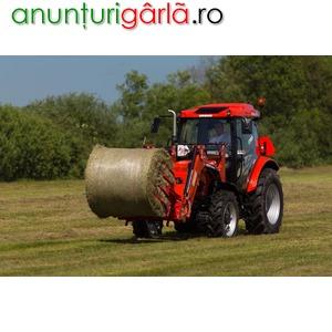 Imagine anunţ tractor Ursus 75 cp, cu incarcator frontal