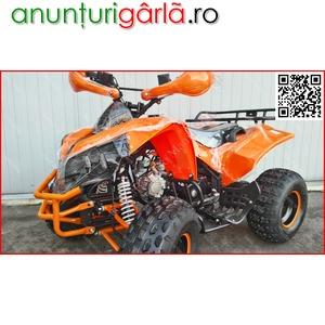 Imagine anunţ ATV 125 moto shop Romania Best Price