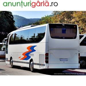 Imagine anunţ Constanta-Sibiui-Innsbruck , Leoben, Klagenfurt, ,Austria la adresa, Transport persoane