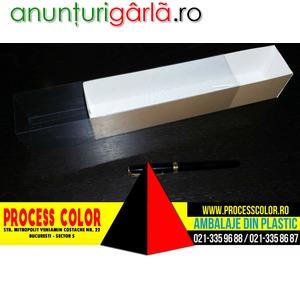Imagine anunţ Cutii inscriptionate pentru dulciuri Process Color