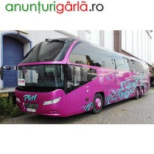 Imagine anunţ Transport persoane Brasov-Austria-Germania
