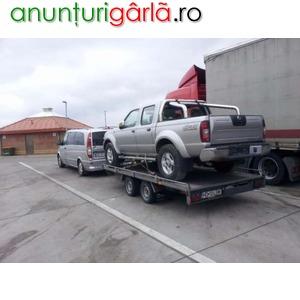 Imagine anunţ Transport persoane si auto
