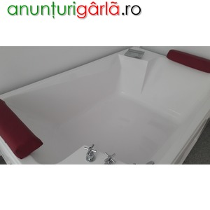 Imagine anunţ cada de baie dubla de doua persoane