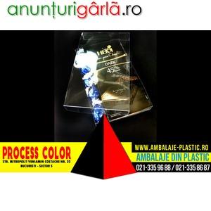 Imagine anunţ Cutii pentru ciocolata Process Color
