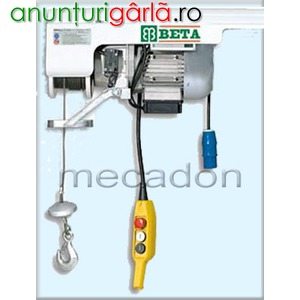 Imagine anunţ Electropalan/Troliu de santier