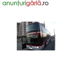Imagine anunţ TULCEA-Brugge, Waregem/Transport persoane BELGIA