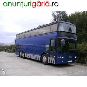 Imagine anunţ Transport persoane Tulcea--Luxemburg