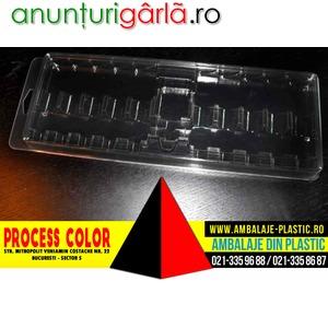 Imagine anunţ Blistere din plastic expunere acuarele Process Color