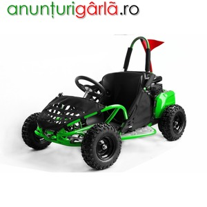 "Imagine anunţ Go Kart 6"" BEMI mini Buggy 80cc OHV 4T GREEN Edition"