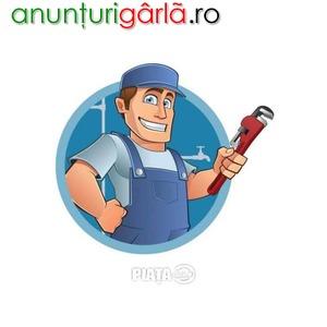 Imagine anunţ Instalator Cluj 0753841298