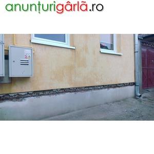 Imagine anunţ eliminam umiditatea din pereti