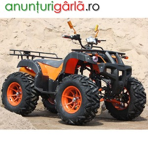 Imagine anunţ ATV BEMI 125 Grizzly Utility anvelope 10