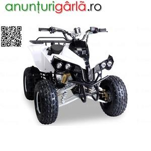 Imagine anunţ ATV BEMI R8 125cc PRO livrare 24h NOI 2017