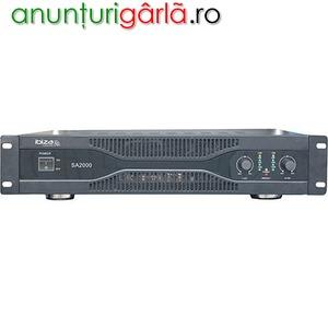 Imagine anunţ Amplificator audio 2X1000W