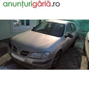 Imagine anunţ Dezmembrari Nissan Almera 2,2 diesel 2001 BUFTEA!!