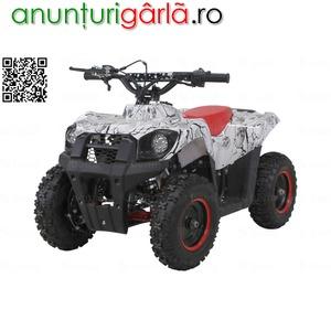 Imagine anunţ MINI ATV bemi Tiger 49 cc E-Start - Tuning Engine