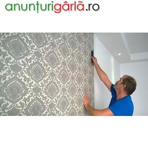 Imagine anunţ Montaj tapet Bucuresti, ablo.ro