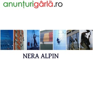 Imagine anunţ Servicii de alpinism utilitar