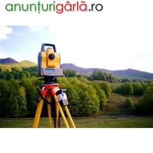 Imagine anunţ Topograf ieftin Timis- TOPOGRAFIE CADASTRU
