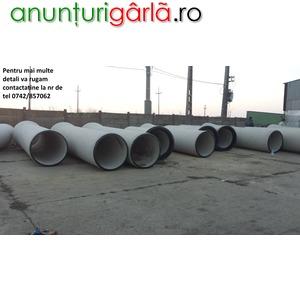Imagine anunţ Tuburi din beton armat