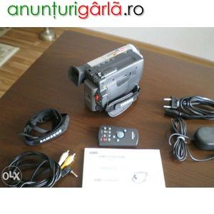 Imagine anunţ VCR - SONY