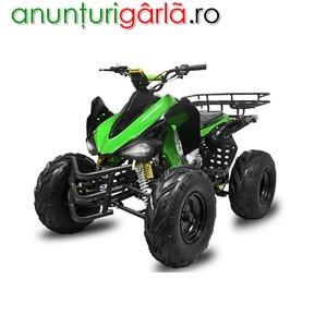 Imagine anunţ ATV BEMI MEGA Raptor 125cc Imp Germania sasiu 150