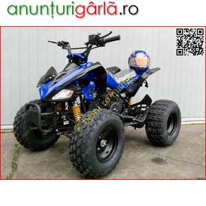 Imagine anunţ ATV BEMI Raptor 125 Nitro Imp Germania +casca ++