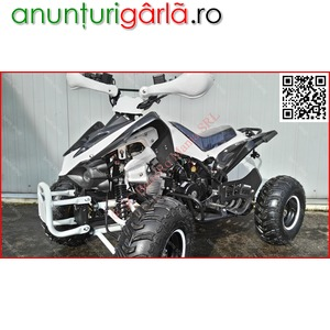 Imagine anunţ ATV BEMI SuperCover 125cc NOI livrare 24h Germany