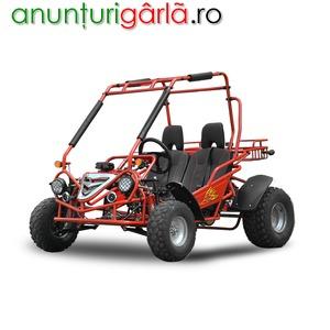 Imagine anunţ Buggy UTV Maxi Sahara 200cc CVT automatik BEMI