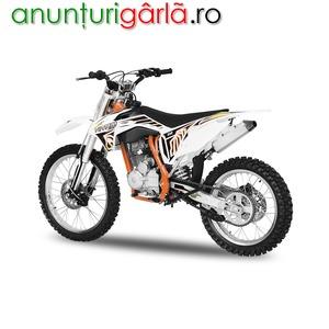 Imagine anunţ Moto Cross BEMI 250cc Dirtbike Tornado