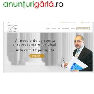 Imagine anunţ Reprezentare Juridica / consultanta