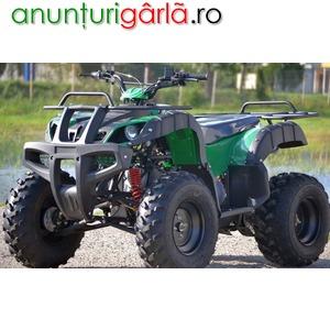 Imagine anunţ 250cc Grizzly 10 Offroad