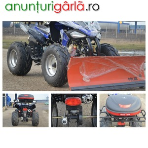 Imagine anunţ 250cc Speedy Quad 10 Offroad