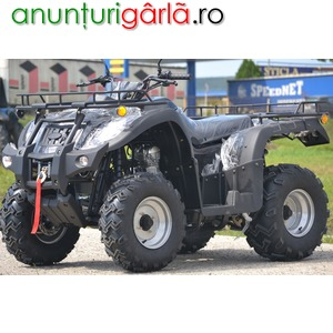 Imagine anunţ ATV Rebel 250 WatterColled Road Legal