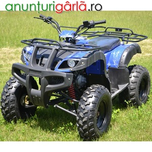 Imagine anunţ Atv Gladiator Grizzly 125cc Bonus-Casca