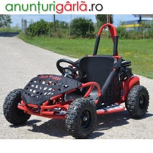 Imagine anunţ Atv Kxd Kart Buggy 125cc Cu Livrare 24/48h