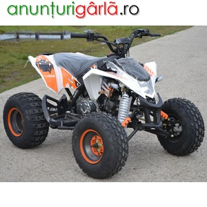 Imagine anunţ Model: Big-Madix 125cc Atv Garantie-12L