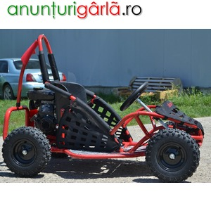 Imagine anunţ Model: Go-Buggy 125cc Atv Garantie-12L