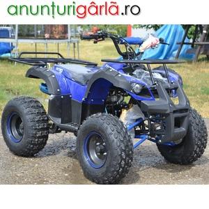 Imagine anunţ Model: Torryno 125cc Atv Garantie-12L