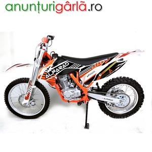 Imagine anunţ Moto Cross BEMI 250cc Dirtbike ALFA 0Km