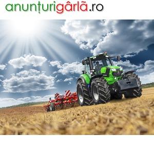Imagine anunţ Tractorist in ferma de vaci 1700 euro Germania