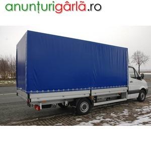 Imagine anunţ Transport marfa & Mobilier Voluminos