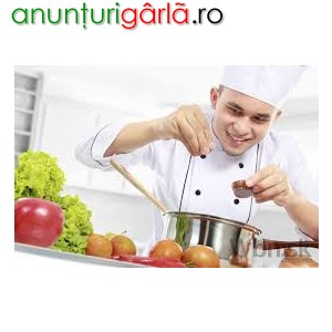 Imagine anunţ Chef/Cook- Norway (3000€/brutto/month)