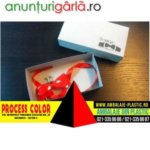 Imagine anunţ Cutii carton papioane Process Color