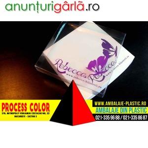 Imagine anunţ Cutii din carton personalizate pentru cadouri Process Color