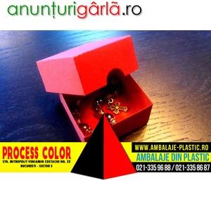 Imagine anunţ Cutiute bratari Process Color