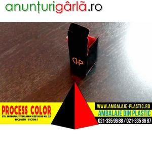 Imagine anunţ Cutiute din plus pentru bijuterii Process Color